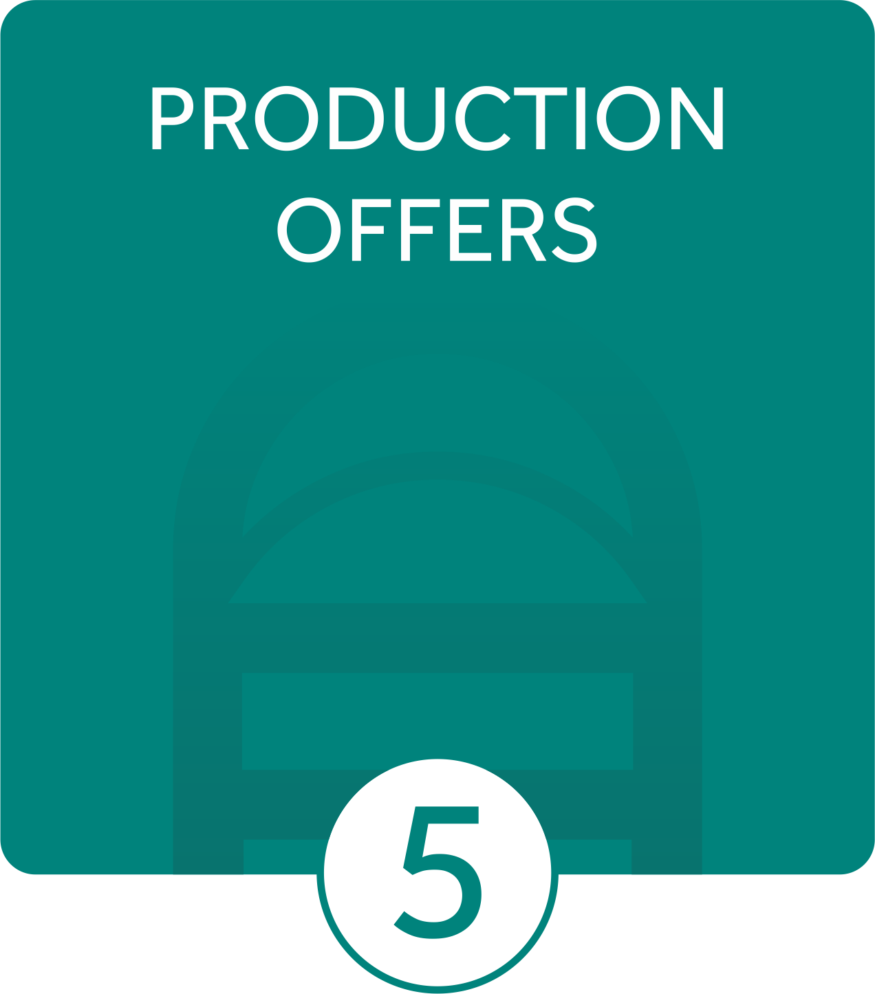 5.Production offers